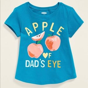 Old Navy Graphic Crew-Neck Tee for Baby Girl